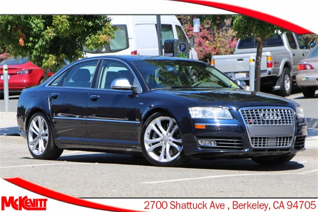 Pre-Owned 2008 Audi S8 5.2