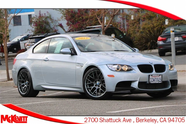 Pre-Owned 2013 BMW M3 Competition Pkg