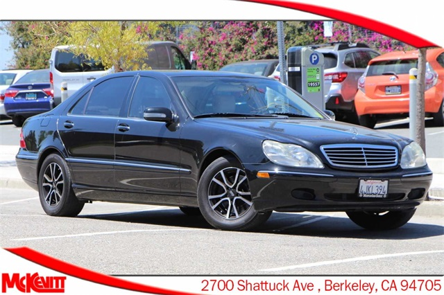 Pre-Owned 2000 Mercedes-Benz S-Class S 430