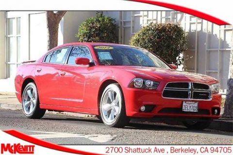 Pre Owned 2014 Dodge Charger Sxt 4d Sedan In Berkeley J7b78018a