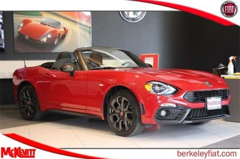 New 2018 FIAT 124 Spider Elaborazione Abarth