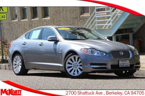Pre-Owned 2009 Jaguar XF Luxury