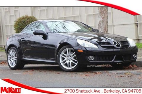 Pre-Owned 2009 Mercedes-Benz SLK SLK 300