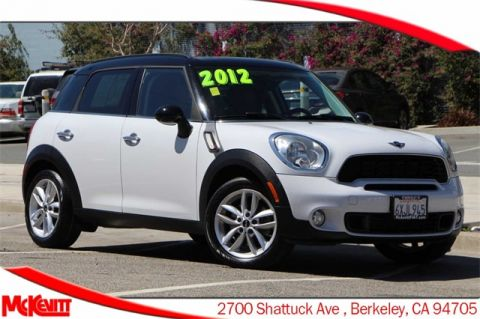 Pre-Owned 2012 MINI Cooper S Countryman Base